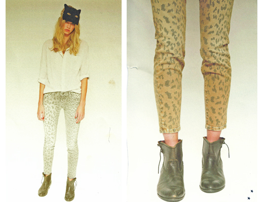 Stiletto Leopard
